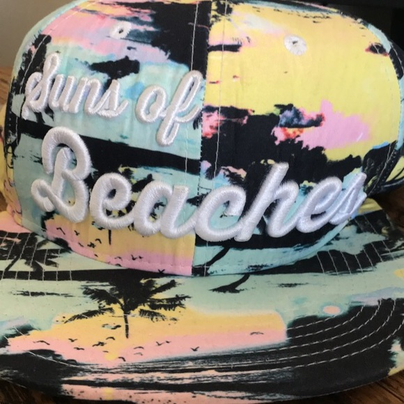 "3cf32ae560a Empyre Accessories - ""Suns of Beaches"" Hat"